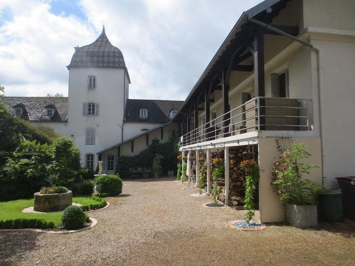 Appartement in Chateau Saint Claude an der Saone