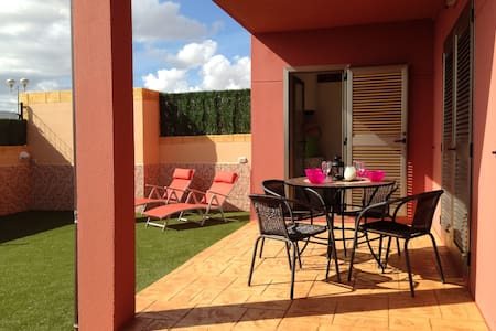 Spacious 2 bed Apartment on Salinas Golf Resort - Antigua