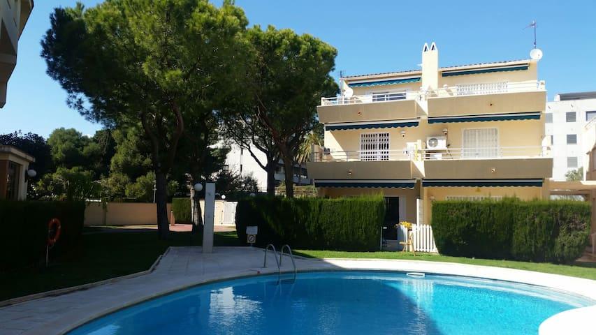Mer et repos près de Barcelone ! - Sant Salvador - House