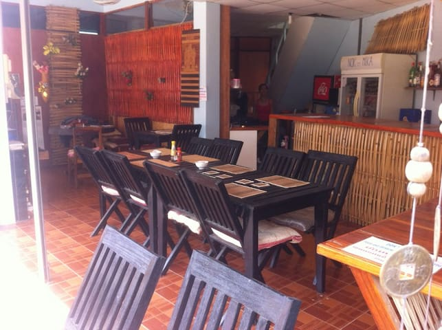 Nok et  Mika guesthouse - Vang Vieng - Guesthouse