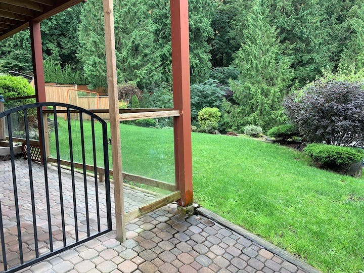 Forest Retreat- with RMT available upon request.