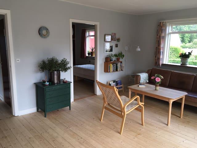 Hyggeligt hus i Snogebæk
