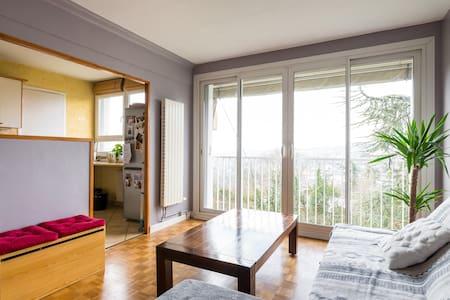 Appartement calme et lumineux! - Fontaines-sur-Saône