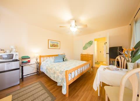 Jade Guest Room / Ohana Apt.