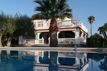 Your own Mediterranean villa & pool - Elx - Villa