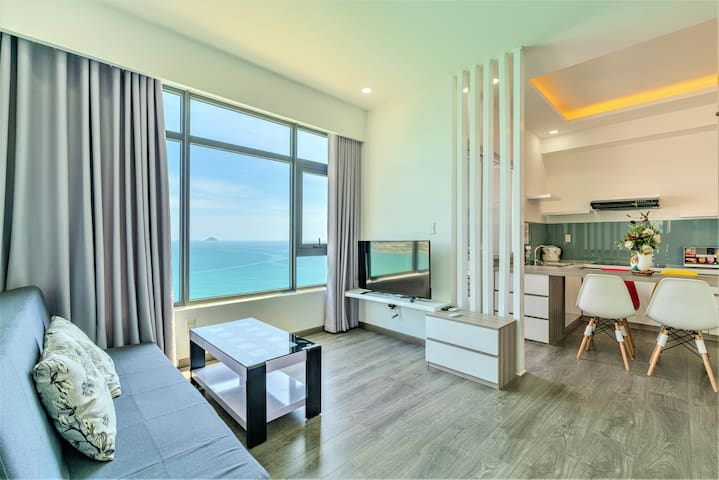 💛iSeaview-Super Seaview From Living and Balcony💛