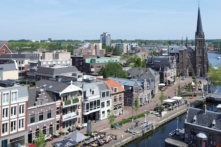 Spacious apartment near The Hague - Leidschendam