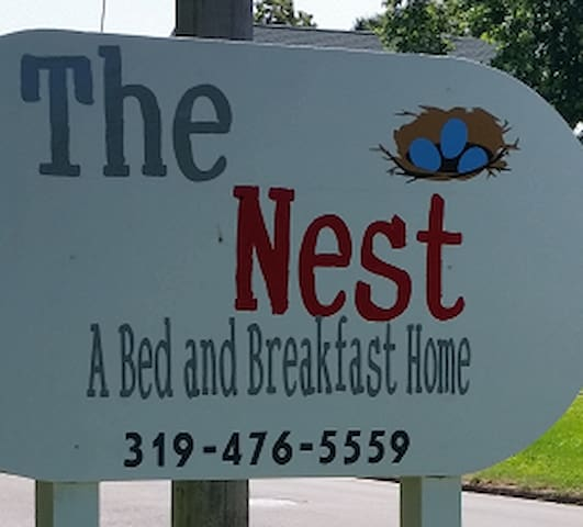 The Nest, a B&B Home - Dysart - Bed & Breakfast