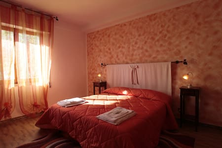 B&B Le Rocche in Val d'Orcia - Bed & Breakfast