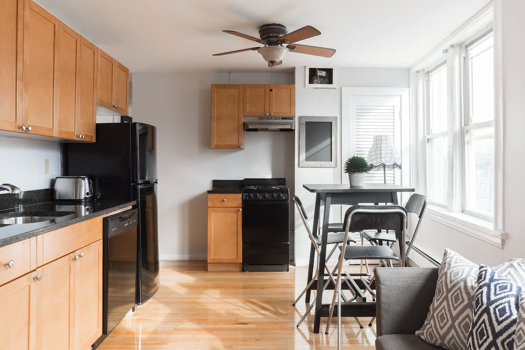 North End Split Two Bedroom King Bed Apartments For Rent In Boston Massachusetts United States