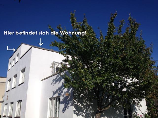 Ab Nov.' 16: Schöne Wohnung-Dachterrasse-zentral - Kassel - Condominium