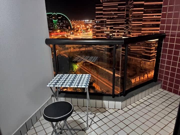 Flat no Hotel Metropolitan Asa Norte Brasília