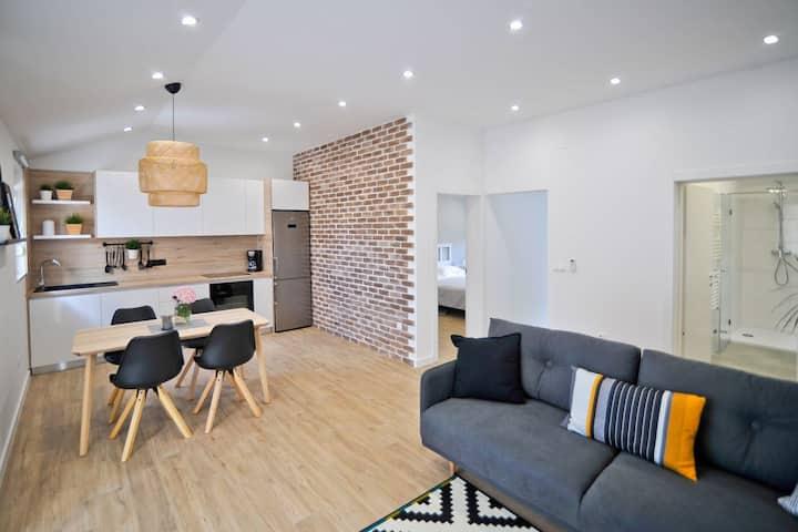 Modern apartment Vitrenjak