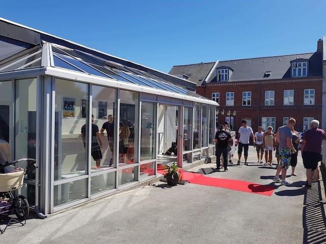 Esbjerg city, 'Staytel' #7.