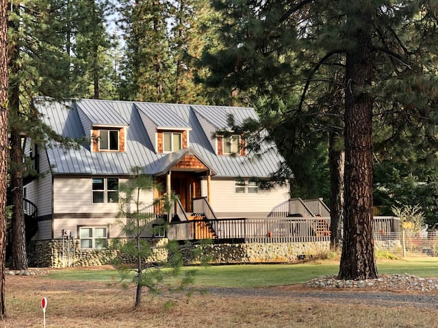 Mountain Get-away near Lake Cle Elum