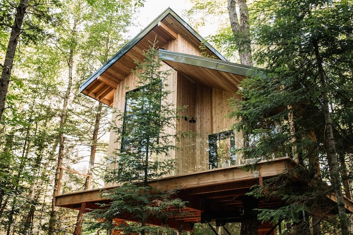 The Baltic - Luxury Treehouse