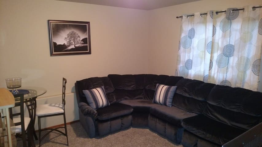 Clean, private, and cozy! - Wenatchee - House