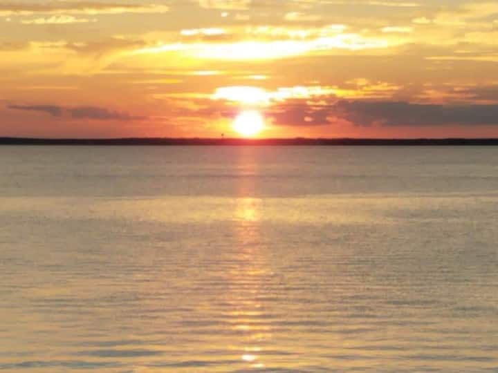Sunset Bay LBI lower unit