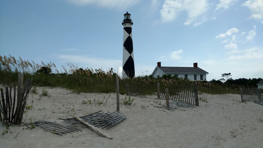 We can also take you out to Cape Lookout for an amazing adventure!