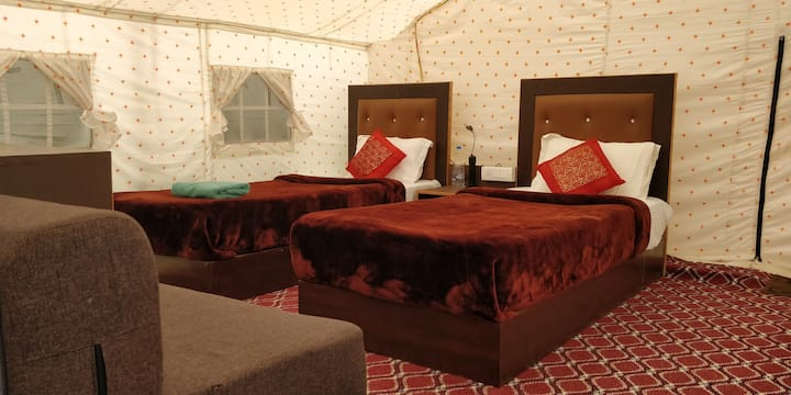 The Regal Camp, Hunder, Nubra Valley
