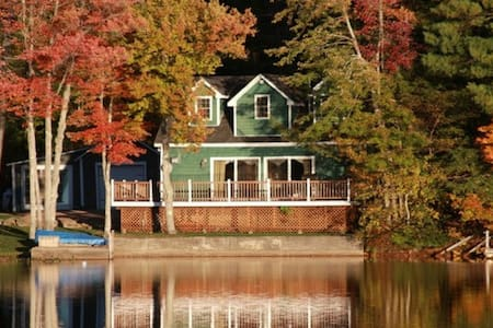 4 Season House - Ski/Lake/Relax - Sunapee - Hus