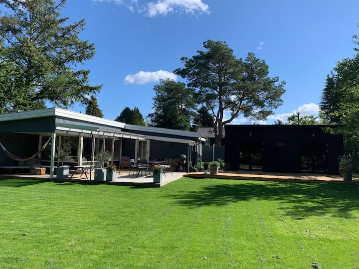 Hornbæk, modernized and cozy summerhouse