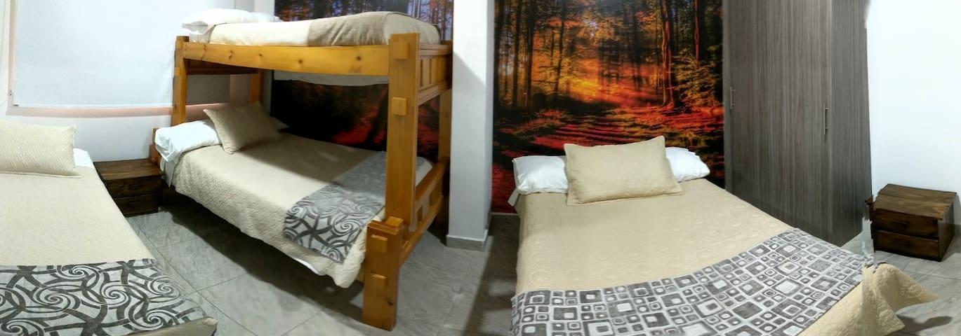 San Fernando la 80, confort , limpieza, amabilidad