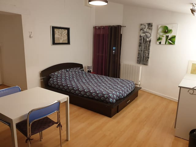 chambre 17 m2 - 2/3 pers