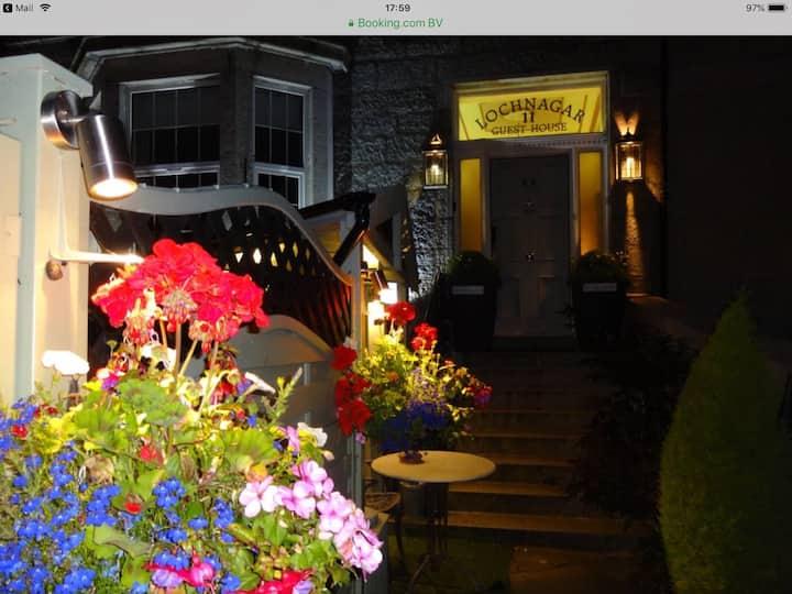 Lochnagar Guest House.