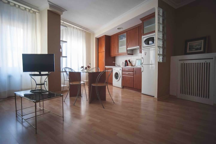 Apartamento junto Plaza Mayor con PARKING GRATUITO