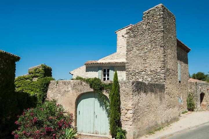 La Magnanerie 1740 Maison du Patrimoine SudLuberon - La Bastidonne