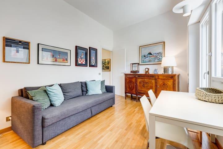 Delizioso appartamento Ponte Milvio