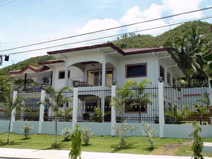 High-end villa in Southern Cebu. Private pool.