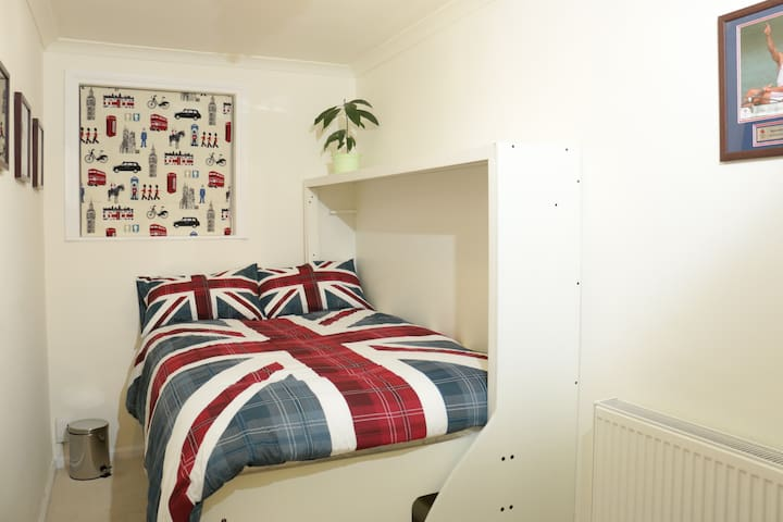 Private, cosy and quite city centre room - Oxford - Wohnung