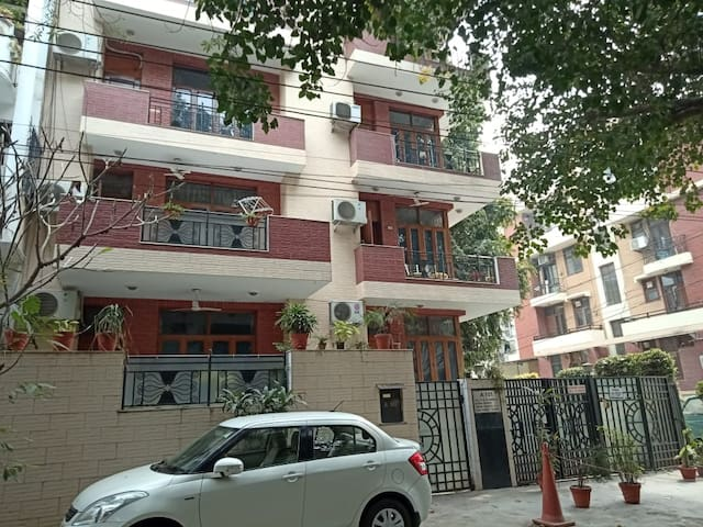 Residential Flat-Best Location-Ideal for Foreigner