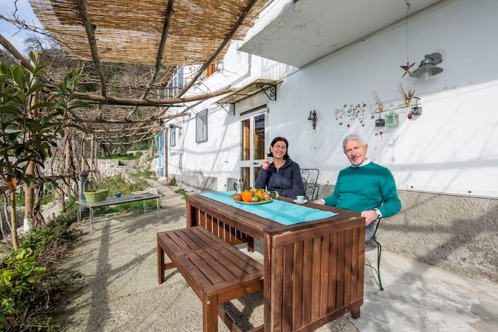 """Il Casone"" Casa vacanze in costa d'Amalfi"