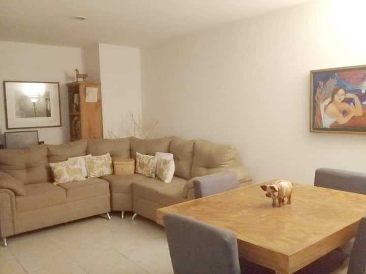 Nice appartment in Tlaquepaque (downtown)