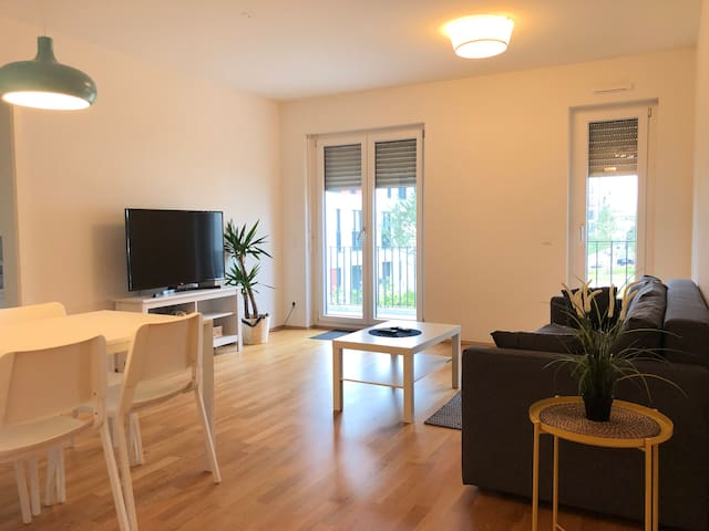 Apartment near Huawei with parking lot in Heerdt