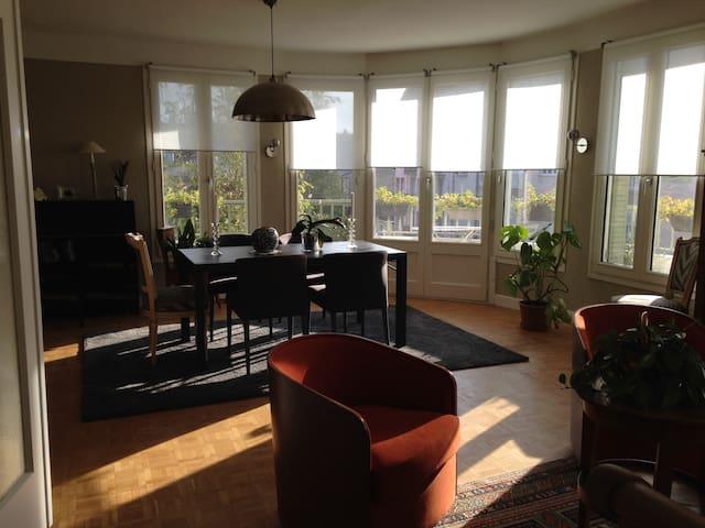 appartement plein centre d'Annecy avec vue