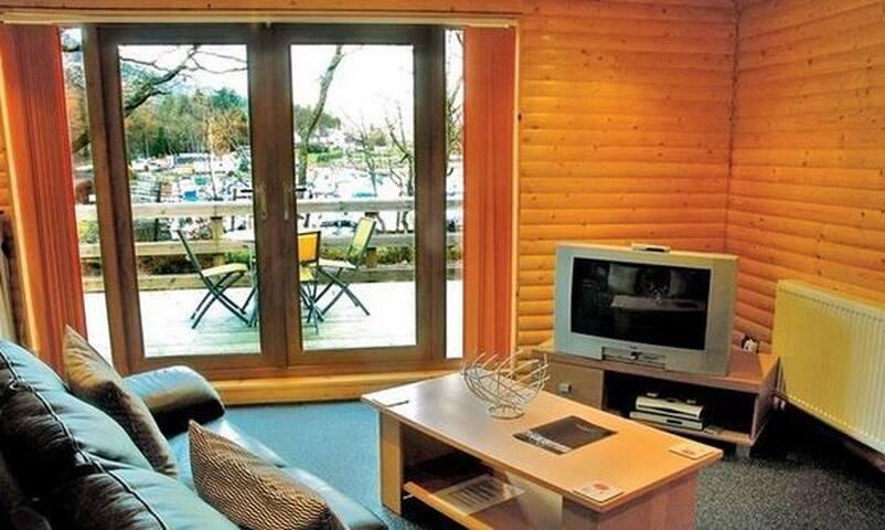 Nevis Lodge - Ardlui - Haus