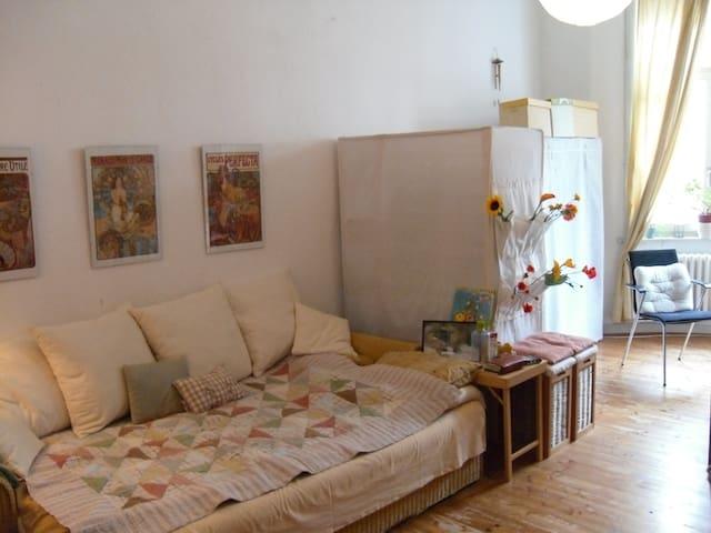 Gemütliches Altbauzimmer in Hannover Linden
