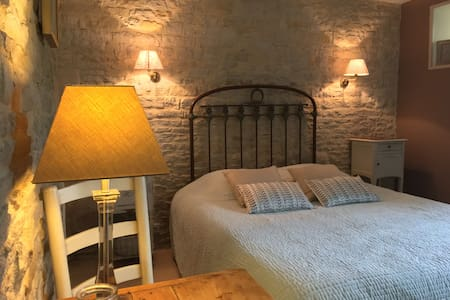 Charming B&B by the sea in Normandy