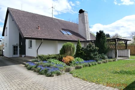Comfortable house near Ceske Budejovice