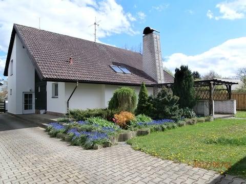 Comfortable house near Ceske Budejovice