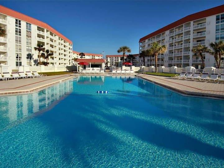 Snowbirds- Welcome to El Matador Resort.