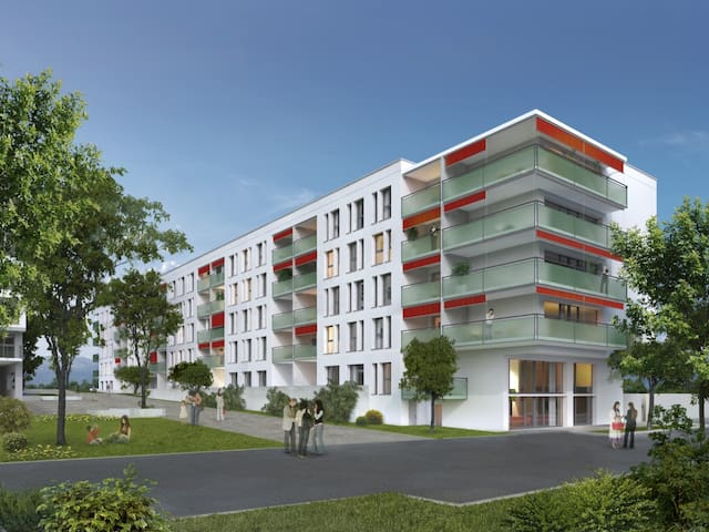 NYON - modern furnished apartment