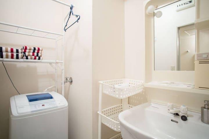 #43 Osaka/Nara★Max 10PPL★Wide room★ - Kashiwara-shi - Apartament