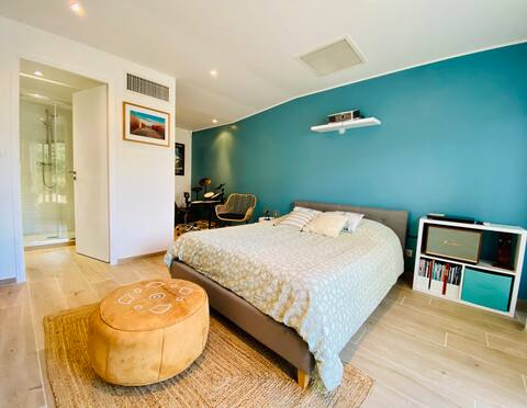 Mordern studio at 20 min from Cannes