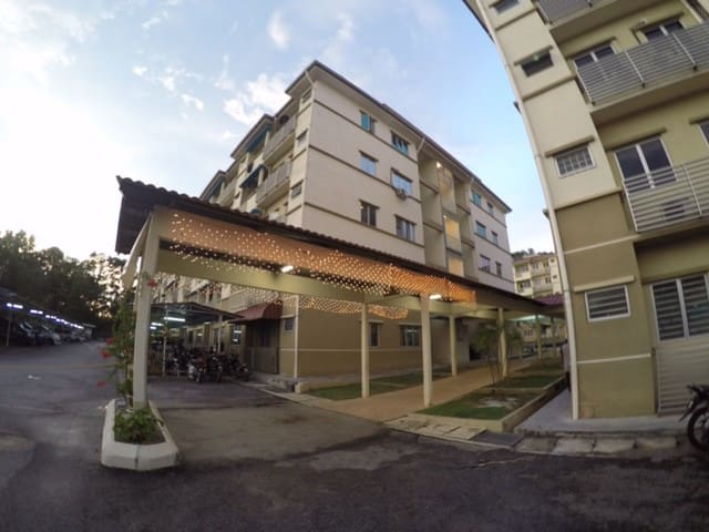 Modern Apartment in the middle KL & Selangor - Batu 9 Cheras - Apartament