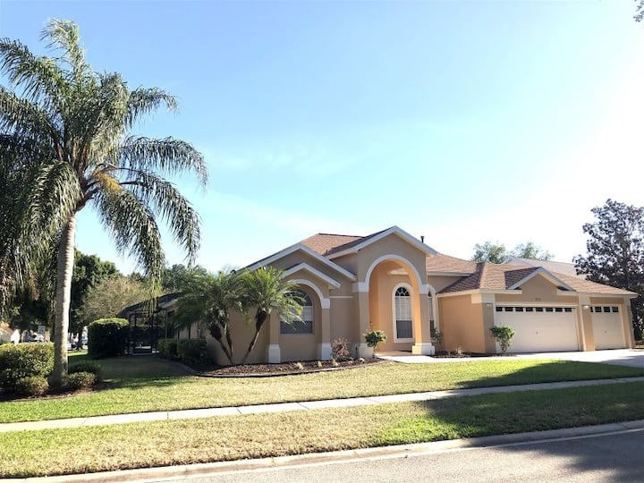 Florida Villa close to Disney